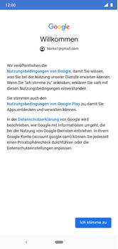 Nokia 6.1 Plus - Android Pie - E-Mail - Konto einrichten (gmail) - Schritt 10