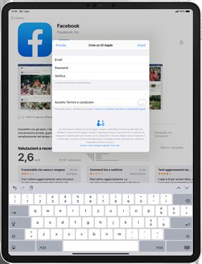 Apple iPad Pro 10.5 (1st gen) - iPadOS 13 - Applicazioni - Configurazione del negozio applicazioni - Fase 10