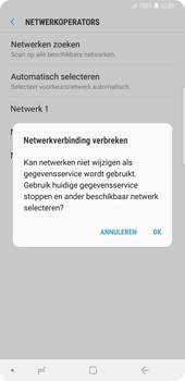 Samsung Galaxy Note9 - netwerk en bereik - gebruik in binnen- en buitenland - stap 11