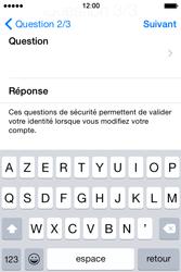 Apple iPhone 4S (iOS 8) - Premiers pas - Créer un compte - Étape 27