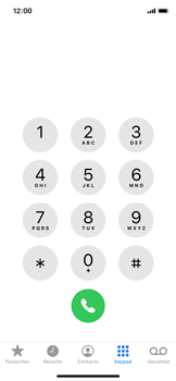 Apple iPhone 11 Pro - Calling - Block international phone numbers - Step 3