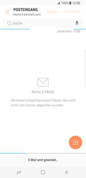 Samsung Galaxy S8 - E-Mail - E-Mail versenden - 2 / 2