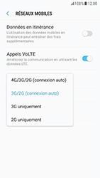 Samsung G920F Galaxy S6 - Android Nougat - Réseau - Activer 4G/LTE - Étape 7