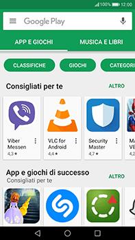 Huawei P10 Plus - Applicazioni - Come verificare la disponibilità di aggiornamenti per l