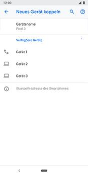 Google Pixel 3 - Bluetooth - Geräte koppeln - 11 / 14
