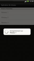 HTC Z520e One S - Réseau - utilisation à l'étranger - Étape 12