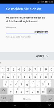 Huawei Mate 10 Lite - Apps - Konto anlegen und einrichten - 10 / 19