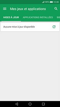 Huawei P10 Plus - Applications - Comment vérifier les mises à jour des applications - Étape 5