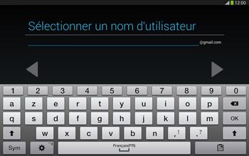Samsung Galaxy Tab 3 10-1 LTE - Applications - Configuration de votre store d