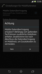 Sony Xperia Z - Internet - Apn-Einstellungen - 7 / 20