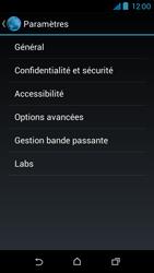 HTC Desire 310 - Internet - Configuration manuelle - Étape 23