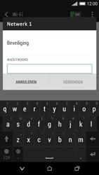 HTC Desire 610 - WiFi - Handmatig instellen - Stap 8