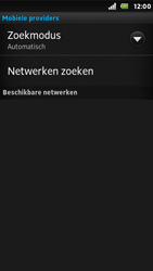 Sony ST25i Xperia U - Netwerk - gebruik in het buitenland - Stap 9
