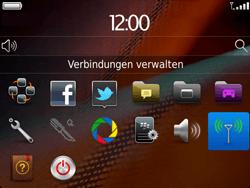 BlackBerry Bold Touch - Ausland - Im Ausland surfen – Datenroaming - 1 / 1