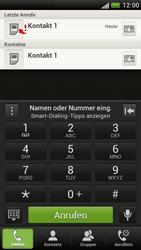 HTC One S - Anrufe - Anrufe blockieren - 3 / 10