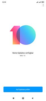 Xiaomi Mi Mix 3 5G - Software - Installieren von Software-Updates - Schritt 6