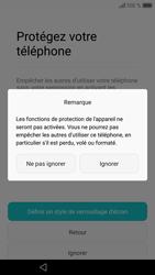 Huawei P9 Lite - Premiers pas - Créer un compte - Étape 29