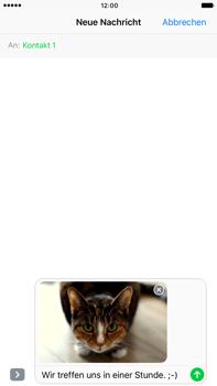 Apple iPhone 7 Plus - MMS - Erstellen und senden - Schritt 17