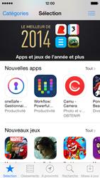 Apple iPhone 5s - Applications - Comment vérifier les mises à jour des applications - Étape 3