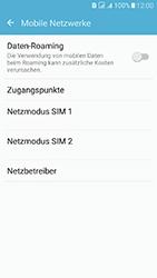 Samsung J510 Galaxy J5 (2016) DualSim - Ausland - Im Ausland surfen – Datenroaming - Schritt 7