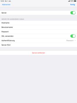 Apple iPad mini 3 - E-Mail - Konto einrichten - 18 / 27