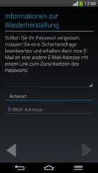 LG G Flex - Apps - Konto anlegen und einrichten - 15 / 26