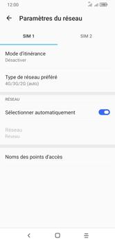 Alcatel 1S (2020) - Internet et connexion - Activer la 4G - Étape 9