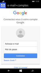 Microsoft Lumia 640 - E-mail - Configuration manuelle (gmail) - Étape 8