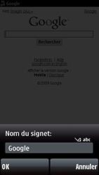 Nokia 5800 Xpress Music - Internet - navigation sur Internet - Étape 6