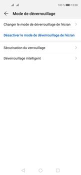 Huawei Nova 5T - Sécuriser votre mobile - Activer le code de verrouillage - Étape 9