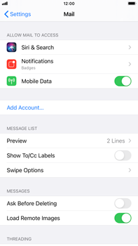 Apple iPhone 6s Plus - iOS 14 - E-mail - 032b. Email wizard - Yahoo - Step 4