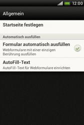 HTC A320e Desire C - Internet - Manuelle Konfiguration - Schritt 19