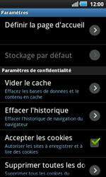 Samsung I5800 Galaxy Apollo - Internet - Configuration manuelle - Étape 15