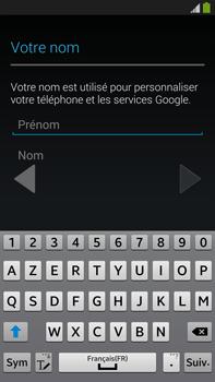 Samsung Galaxy Note 3 - Premiers pas - Créer un compte - Étape 9