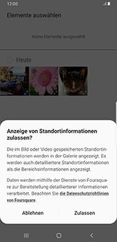 Samsung Galaxy S9 Plus - Android Pie - MMS - Erstellen und senden - Schritt 19