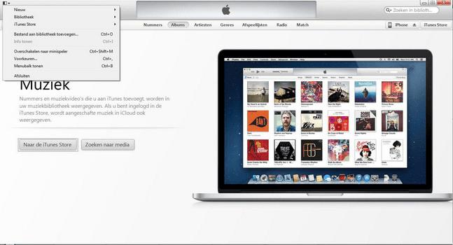 Apple iPhone 4 met iOS 7 - Software - PC-software installeren - Stap 4