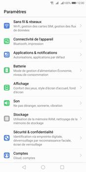 Huawei Y7 (2018) - WiFi - Activez WiFi Calling - Étape 4
