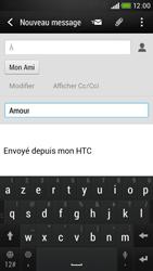 HTC Desire 601 - E-mail - envoyer un e-mail - Étape 8