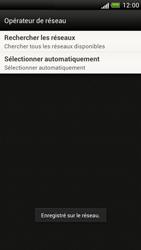 HTC Z520e One S - Réseau - utilisation à l'étranger - Étape 13
