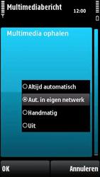 Nokia X6-00 - MMS - probleem met ontvangen - Stap 9