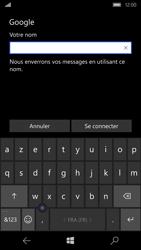 Microsoft Lumia 650 - E-mail - Configuration manuelle (gmail) - Étape 12