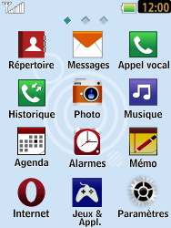 LG T385 - Contact, Appels, SMS/MMS - Ajouter un contact - Étape 3