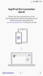 Samsung Galaxy A5 (2016) - Android Nougat - Internet und Datenroaming - Manuelle Konfiguration - Schritt 22