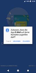 Sony Xperia XZ2 Compact - E-Mail - Konto einrichten (outlook) - 10 / 19