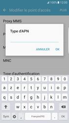 Samsung Galaxy S7 Edge - Internet et roaming de données - Configuration manuelle - Étape 13