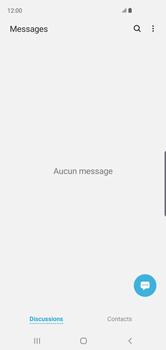 Samsung Galaxy S10 - Contact, Appels, SMS/MMS - Envoyer un MMS - Étape 5