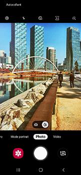 Samsung Galaxy A20e - Photos, vidéos, musique - Créer une vidéo - Étape 6