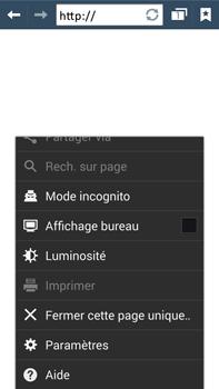 Samsung Galaxy Note III LTE - Internet et roaming de données - Configuration manuelle - Étape 21