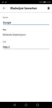 Huawei P20 - Internet - internetten - Stap 9