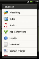 HTC A320e Desire C - E-mail - e-mail versturen - Stap 10